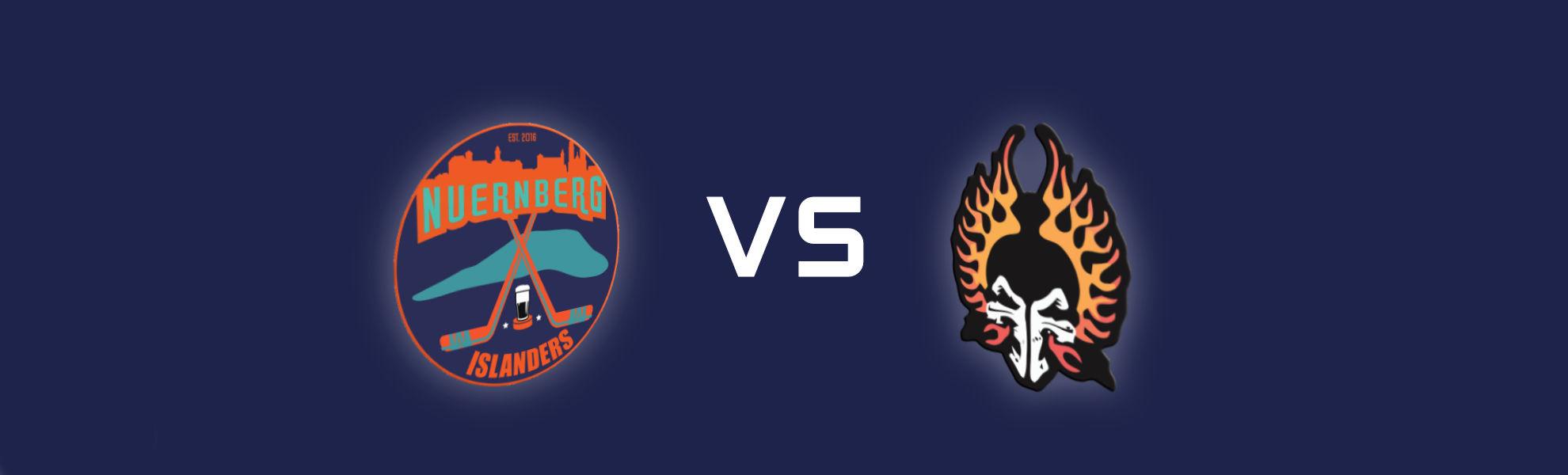 Nürnberg Islanders vs Flames Mixed