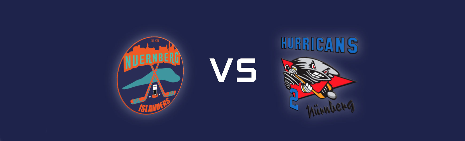 Nürnberg Islanders vs Hurricans 2