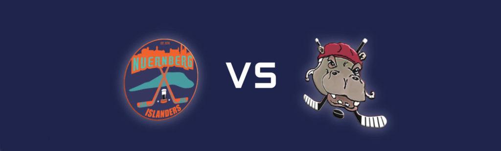 Nürnberg Islanders vs Happy Hippos Heßdorf